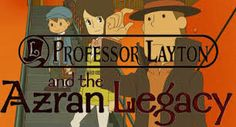 Professor Layton and the Azran Legacy (3DS) $29.96!