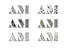 /////  AM - Arts & Media Identity by Toby Dejonge, via Behance