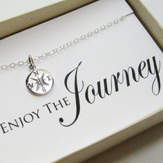 Hey, I found this really awesome Etsy listing at http://www.etsy.com/listing/150051637/compass-necklace-sterling-silver