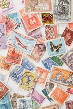 Bígaro - (vía sellos antiguos | Correo y Sellos | Pinterest)