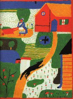 "atelier pour enfants: ""P'tigars-P'tidoigt"" illustrated by Étienne Beck"
