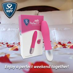 Enjoy a perfect weekend together!