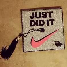 Because you: | 27 Ingenious Ways To Decorate Your Graduation Cap
