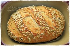 Pampered Chef, Bagel, Food And Drink, Bread, Baking, Ethnic Recipes, Merlin, Drinks, Baguette