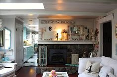 My Sweet Savannah: ~an eclectic beach bungalow~