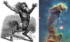 Goetic - Orobos - Pillar of Creation/Eagle Nebula