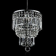 Luxury Crystal Chandelier Dining Room Ceiling Lamp