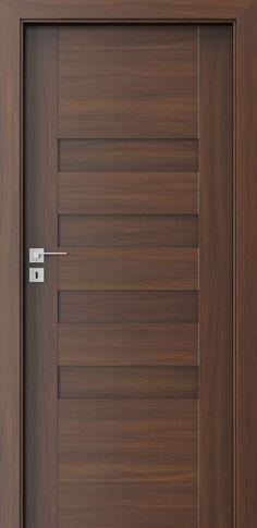 Modern Wood Doors, Contemporary Interior Doors, Interior Door Styles, Door Design Interior, Wooden Interior Doors, Custom Wood Doors, Modern Front Door, Wooden Front Door Design, Wooden Front Doors