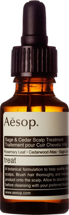 Sage & Cedar Scalp Treatment