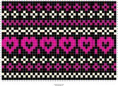 Stitch Fiddle is an online crochet, knitting and cross stitch pattern maker. Knitting Charts, Knitting Stitches, Knitting Socks, Embroidery Stitches, Cross Stitch Pattern Maker, Cross Stitch Patterns, Craft Patterns, Knitting Patterns, Pixel Crochet