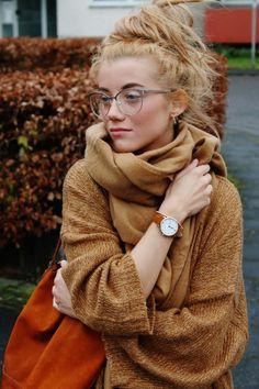Braune Farbtöne sind nicht langweilig - sondern unheimlich aufregend, warm und wunderschön in der richtigen Kombination. | Stylefeed