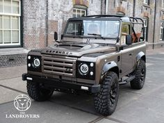 Beachdrifter - The Landrovers Defender Td5, New Land Rover Defender, Lifted Ford Trucks, 4x4 Trucks, White Jeep Wrangler Unlimited, Truck Paint, Expedition Vehicle, Land Rover Discovery, Range Rover Sport