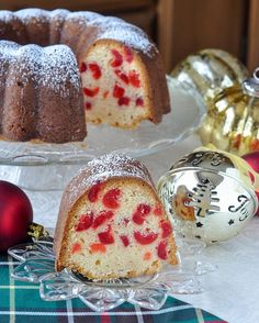 Newfoundland Cherry Cake Saved from Rock Recipes.com Christmas Collection Favorite