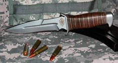 Боевой нож «Антитеррор» для спецназа ФСБ России