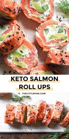 Healthy Low Carb Recipes, Ketogenic Recipes, Diet Recipes, Cooking Recipes, Carb Free Recipes, Lchf Recipes Lunch, Salmon Low Carb Recipes, Carb Free Meals, Best Keto Meals