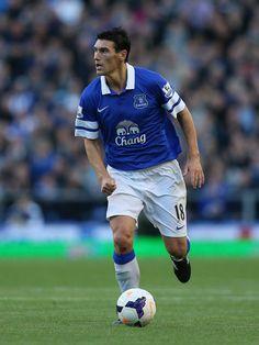 ~ Gareth Barry of Everton FC against Chelsea FC ~
