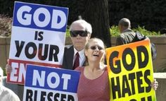 Fred Phelps, former head of Westboro Baptist Church, died, family member says