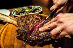 Steakcraft: Butter Tomahawk Steak (NYC) via Serious Eats