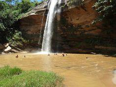 Casa De Melo - Cachoeira / Waterfall, Governador Valadares, Brazil