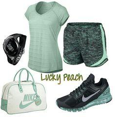 Womens fashion Nike outfit