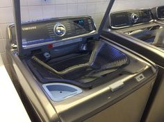 Samsung's washer with built-in sink is here at last - CNET