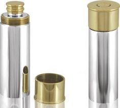 Great for Christmas Gift    SF667 : Country Sports : 4oz Shotgun Cartridge Hip Flask