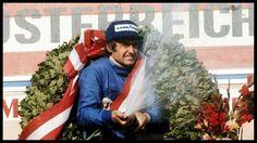 Carlos Reutemann. Brabham BT-44. Austria 1974.