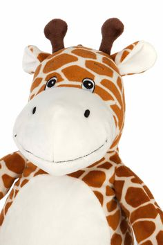 Hello! I'm Raffy the Giraffe