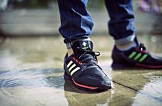 Adidas AZX 450 x Limited Edition — Oslo Sneaker Fest