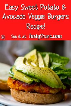 This is a super tasty alternative to our vegan friends! But even as a meat eater I love these! #Recipes #burgers #vegan #vegetarian #easyrecipes