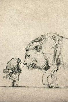 Lion Tattoo Ideas - Tattoo Ideas for Lions - - . - Lion tattoo ideas – tattoo ideas for lions – – – - Lion Wall Art, Lion Art, Animal Drawings, Art Drawings, Pencil Drawings, Lion Sketch, Lion Love, Prophetic Art, Lion Of Judah
