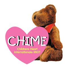 Childrens Heart Internationale MIOT or CHIME is a charitable trust established by MIOT Hospitals to provide funds for free heart surgeries for needy children suffering from congenital and rheumatic heart diseases.