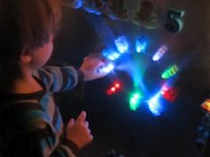 DIY LED Magnets