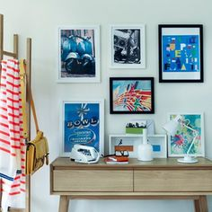 From picture walls to printing Instagram snaps, 20 ideas we love