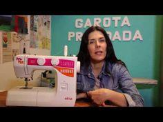 AULA 2 Como fazer uma bolsa dupla face - YouTube