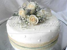 tortas con ramo blanco - Buscar con Google