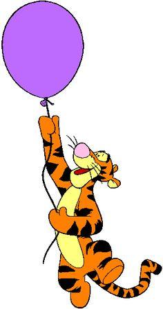 tigger balloon - Google Search