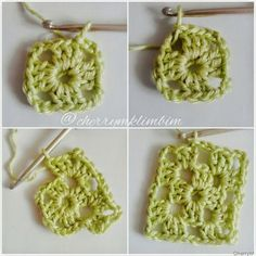 PhotoGrid_1397146147557_wm Square, Loom, Crochet Earrings, Scrappy Quilts, Ganchillo, Crochet Free Patterns, Knitting And Crocheting, Loom Knitting, Wicker
