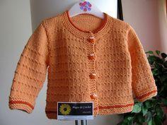 Magia do Crochet: Tricot para bebé