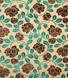 Contemporary floral design, available in three colourways, a vibrant marine, a stylish onyx and a neutral linen