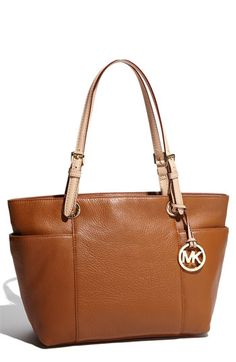 MICHAEL Michael Kors 'Jet Set' Tote available at #Nordstrom
