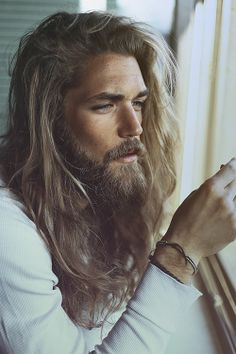 Hairstyles For Long Hair Men Delectable How To Grow Your Hair Out  Long Hair For Men  Pinterest  Long