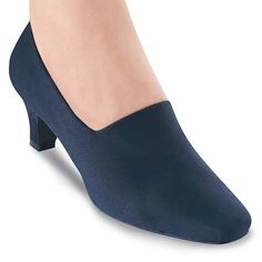 Angel Steps™ Willa Dress Pump at www.amerimark.com