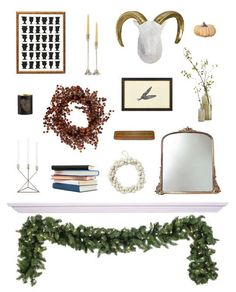 Fireplace Decorating Ideas: Easy Steps to a Beautiful Holiday Mantel