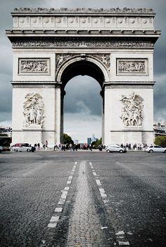 See the Arc de Triomphe (Paris) Places Around The World, Travel Around The World, Around The Worlds, Beautiful Paris, Paris Love, Paris Travel, France Travel, Places To Travel, Places To See