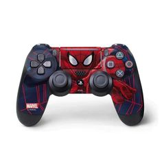 Personalize your Pro/Slim Controller with the Spider-Man Crawls Pro/Slim Controller Skin by Skinit. Buy the Marvel Spider-Man Crawls Pro/Slim Controller Skin online now.