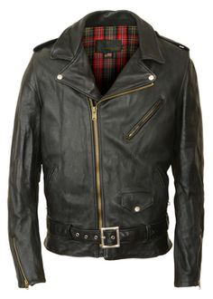 Hearty Leather Brando Motorcycle Jacket Perfecto Mens Black Marlon Motorbike Armoured Coats & Jackets