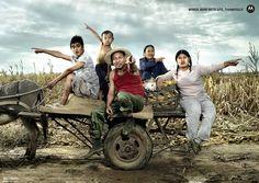 รวมภาพโฆษณา ไอเดียเจ๋งๆของคนเอเชีย - Siam1.net