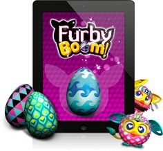 Download the new Furby Boom App and take Furby games with you wherever you go! Match Furby Boom and Furblings against each other