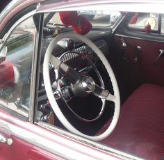 1951 - Chevrolet Styleline de Luxe - interior